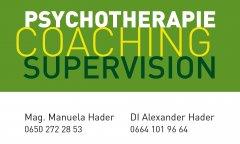 Psychotherapie Hader Logo